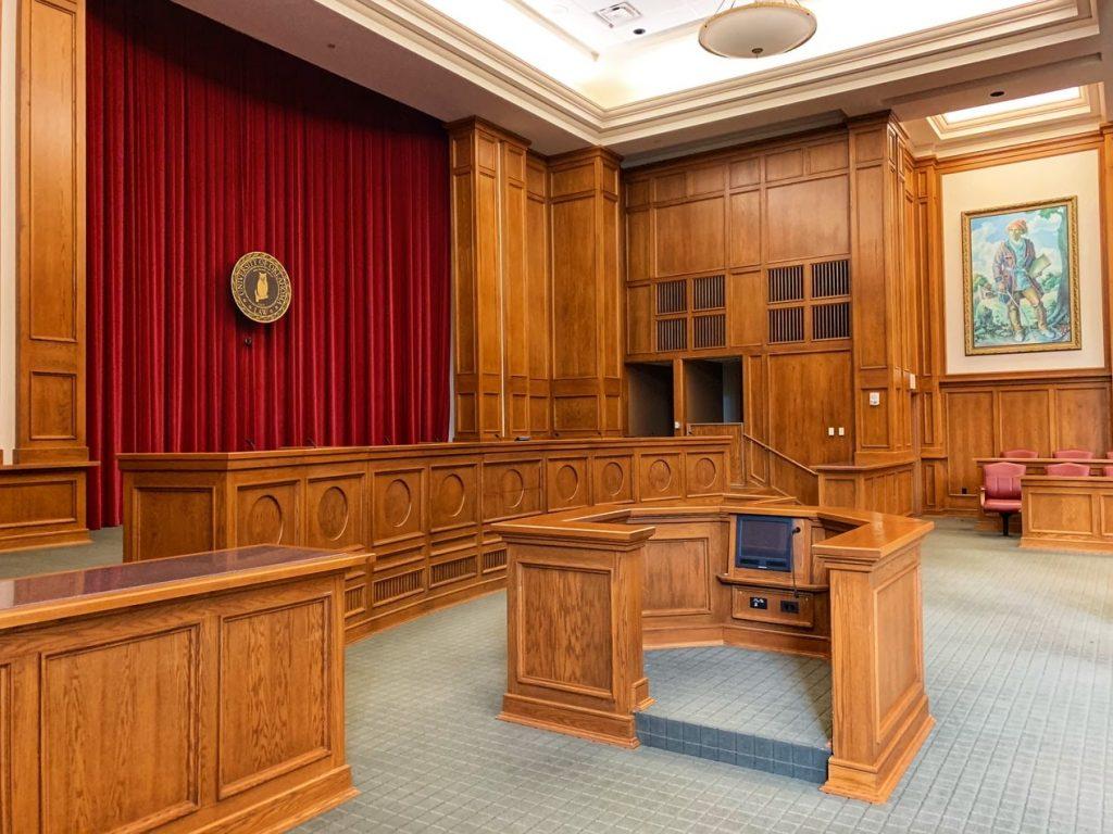 New Jersey municipal court attorney